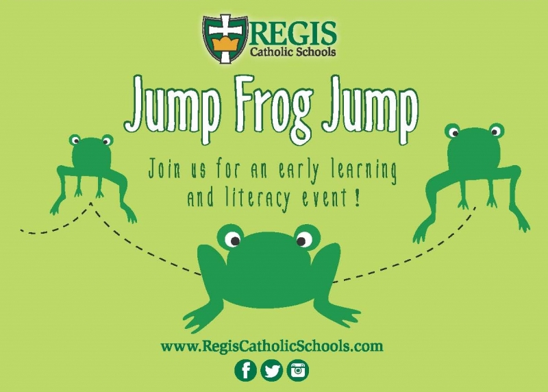 St. James Preschool to host Jump Frog Jump party