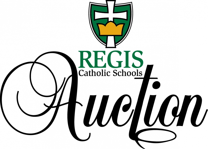 Regis Catholic Schools Auction raffle tickets now available