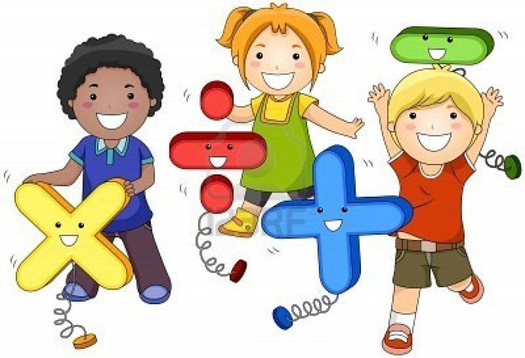 Открытки летием, картинки по математике для детей